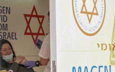 Corona: Israel beginnt mit Auffrischungsimpfungen