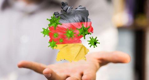 Deutschland schneidet im Ländervergleich bei der Pandemiebewältigung…