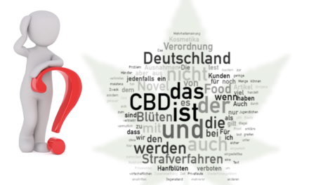 Bundesregierung: CBD-Blüten illegal