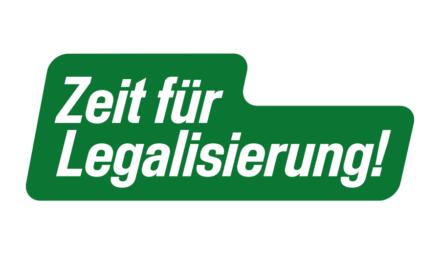 Bundestagswahl 2021: Zeit für Legalisierung!