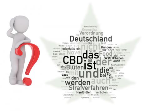 CBD: Irritationen in Österreich und Deutschland