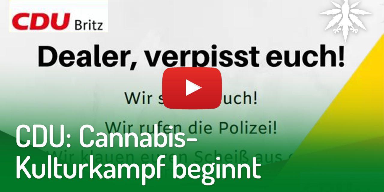 CDU: Cannabis-Kulturkampf beginnt | DHV-Video-News #220