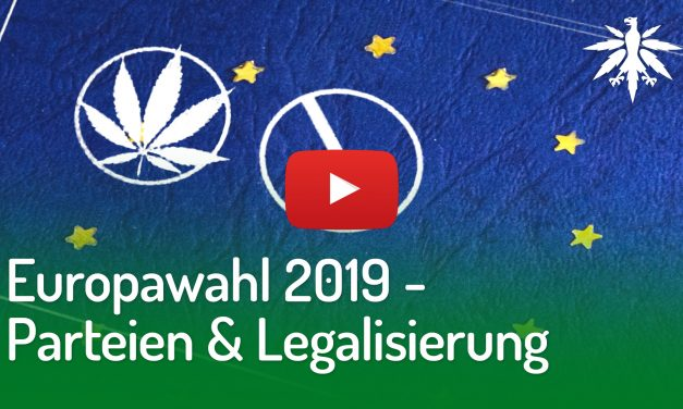 Europawahl 2019 – Parteien & Legalisierung | DHV-Video-News #206
