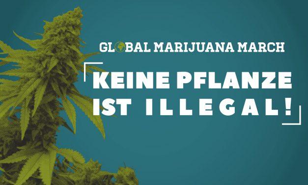 Global Marijuana March 2019: In über 30 deutschen Städten wird für die Legalisierung demonstriert