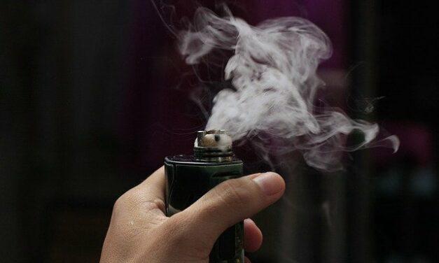 Ist das Verdampfen von Cannabis doch gefährlich?