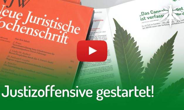 Justizoffensive gestartet | DHV-Video-News #217