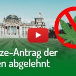 Legalize-Antrag der Grünen abgelehnt | DHV-Video-News #263