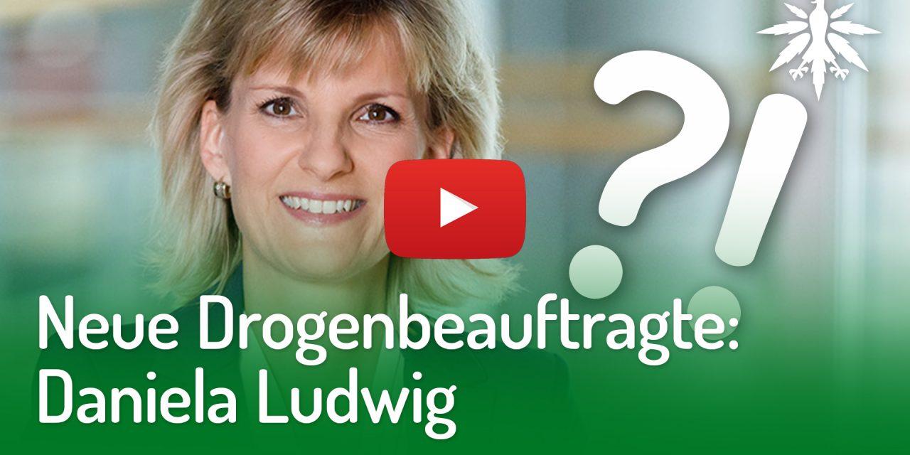 Neue Drogenbeauftragte: Daniela Ludwig | DHV-Video-News #218