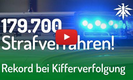 Rekord bei Kifferverfolgung | DHV-Video-News #201