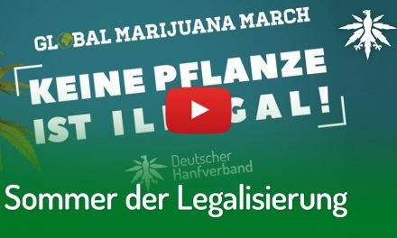 Sommer der Legalisierung: Smoke-In & Demo im Mai | DHV-Video-News #205