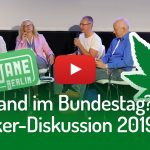 Video: Stillstand im Bundestag(?): Politiker-Diskussion auf der Mary Jane Berlin 2019