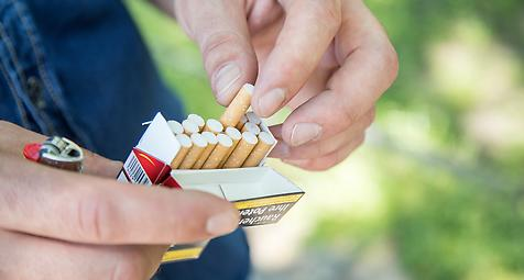 Missbräuchlicher Tabakkonsum nimmt in Deutschland zu