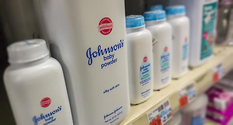 US-Pharmakonzern ruft Babypuder wegen Asbestrisiken zurück