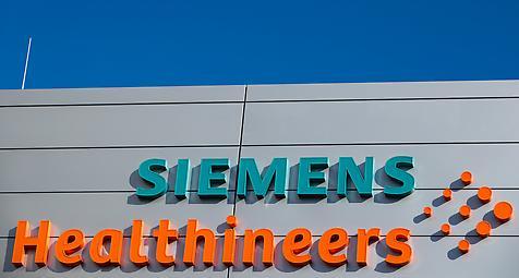Siemens Healthineers sammelt Milliarden für Übernahme ein