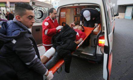 Zusammenbruch von Gazas Gesundheitssystem befürchtet