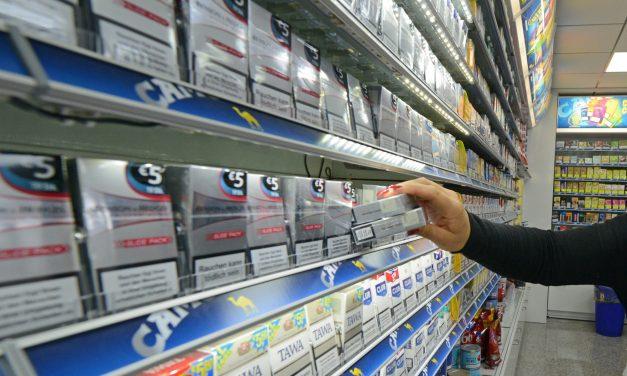 Zigaretten werden in Frankreich erneut teurer