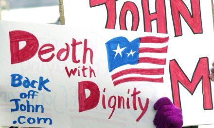 Ärztlicher Sterbehilfe in den USA: Krebserkrankungen der häufigste…