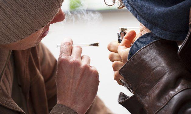 Konsum von Cannabis bei jungen Menschen gestiegen