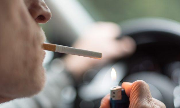 Neuer Ländervorstoß für Rauchverbote in Autos mit Kindern und…