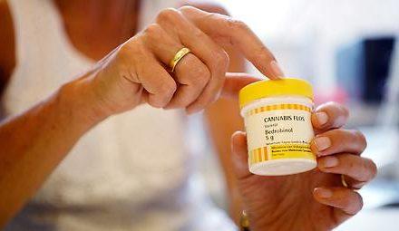 Umsatz mit Medizinalcannabis steigt