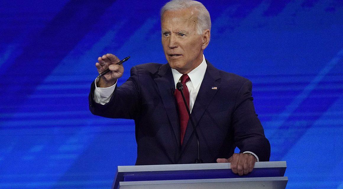Presidential Candidate Joe Biden Perpetuates Cannabis Myths