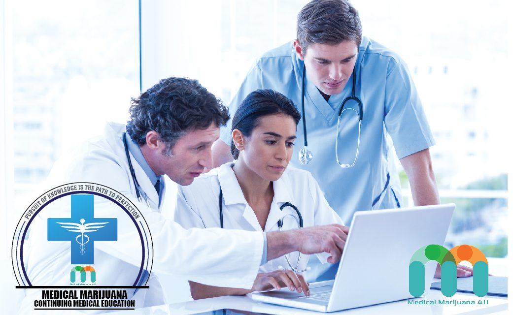 Medical Marijuana 411 Receives American Medical Association PRA Category 1 Credit(s) TM Accreditation for an Unprecedented 10 Hour Medical Marijuana Online Activity for Medical Professionals