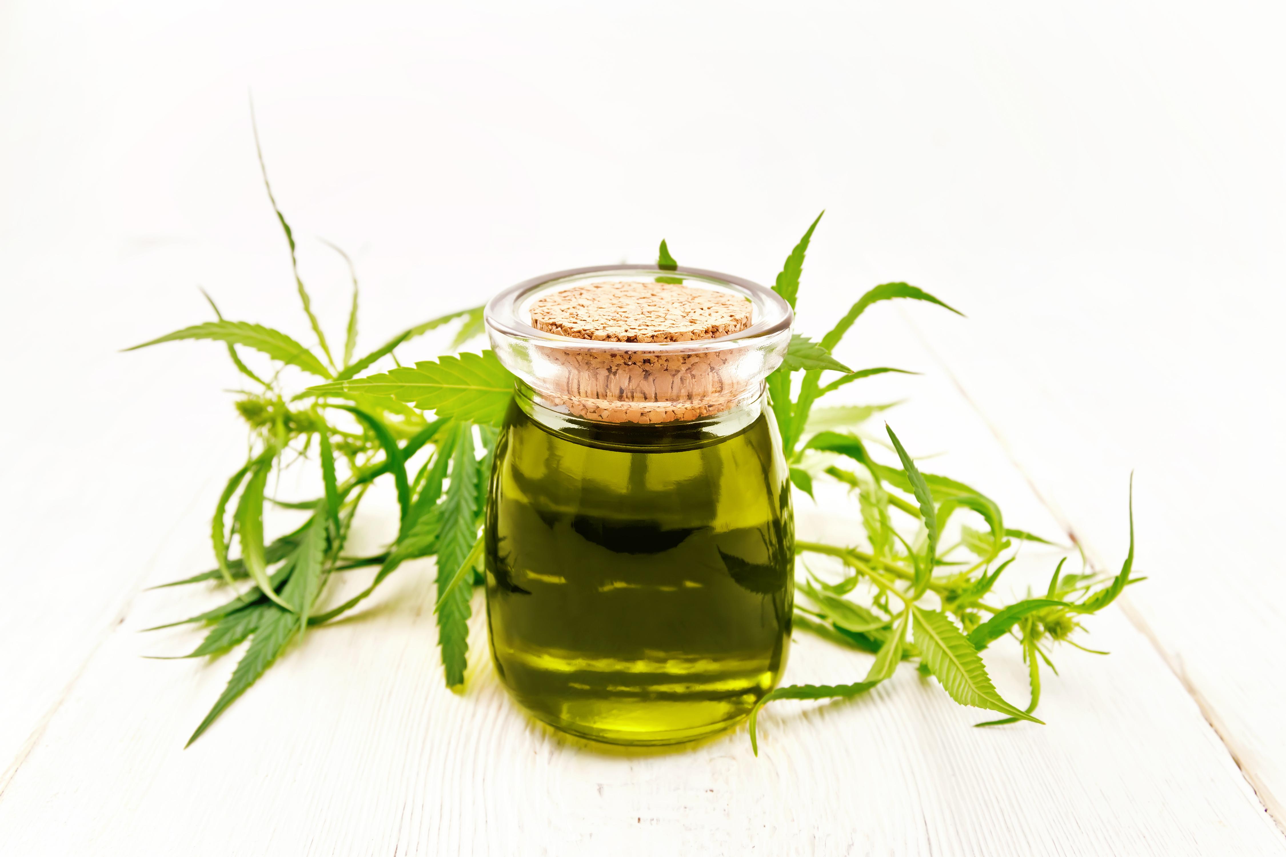 Unterschied CBD Öl und RSO oder THC Vollspektrumöl