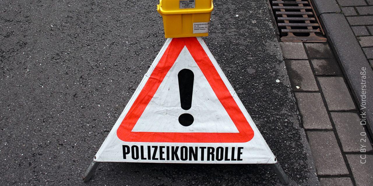 Polizei beschlagnahmt bei Patienten 0,2 Gramm Medizinalhanf