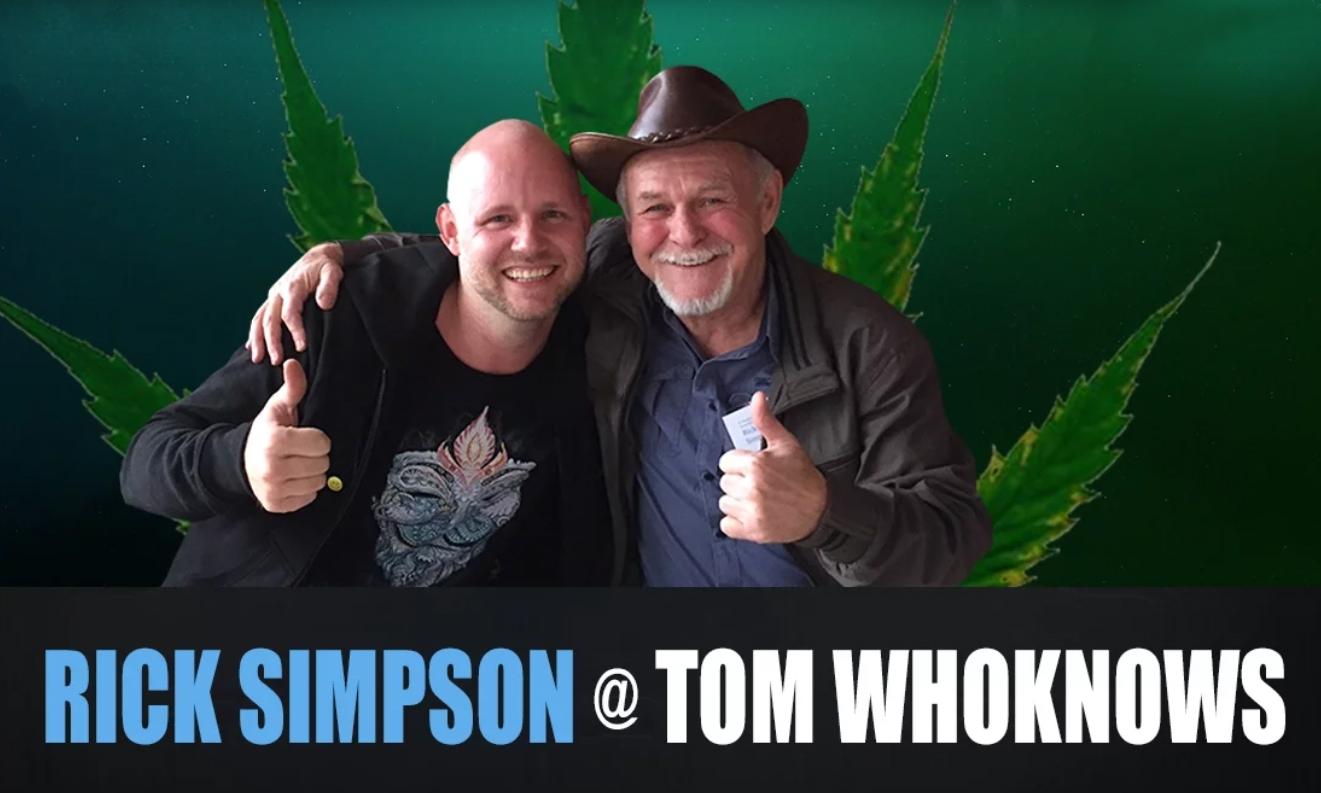 Rick Simpson Krebsheilung durch RSO Cannabis Öl