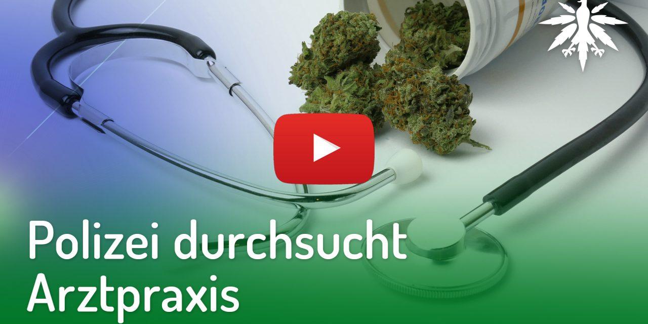 Polizei durchsucht Arztpraxis | DHV-Video-News #198