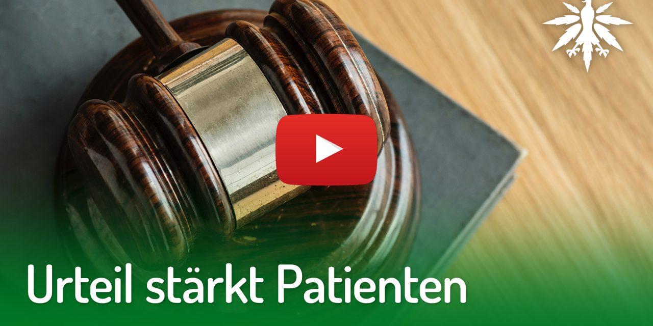 Urteil stärkt Patienten | DHV-Video-News #213