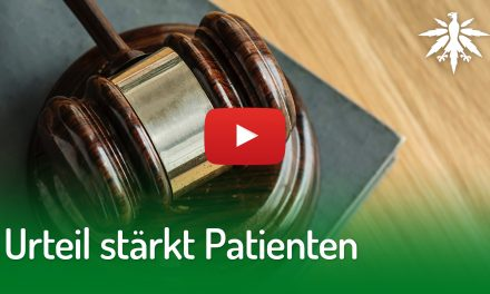 Urteil stärkt Patienten | DHV-Video-News #213